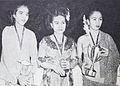 Nany Josodiningrat, Norma Sanger, and Ade Ticoalu, Film Varia Nov 1953 p15.jpg