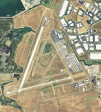 Napa County Airport - 2006 USGS Photo