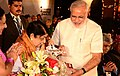 Narendra Modi marks 51 years of 'Ae Mere Vatan Ke Logon' at Mumbai.jpg