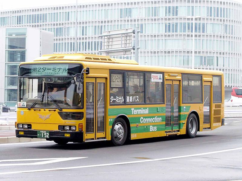 ファイル:Narita Airport Transport 506 Terminal Connection Bus Aero Star 3door.jpg
