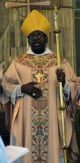 Nathan D. Baxter American bishop