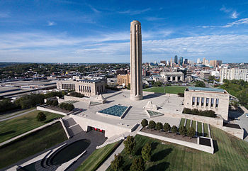 National World War I Museum and Memorial aerial.jpg