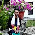 Nayanjyoti Nath assamese wikimedian.jpg