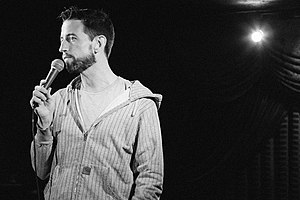 Neal Brennan - Brennan on stage