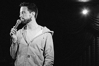 Neal Brennan - Brennan on stage