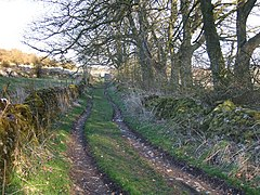 Near Heathcote. - geograph.org.uk - 154101.jpg