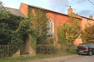 Enstone - Former non-conformist chapel in Neat Enstone