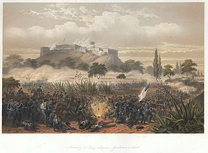 Storming of Chapultepec – Quitman's atta...