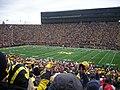 Nebraska vs. Michigan 2011 08 (opening kickoff).jpg