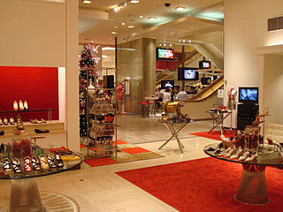 Neiman Marcus American luxury specialty department store