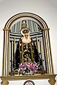 Nerja, El Salvador Church, madonna figure.jpg