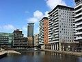 Netherlands, The Hague (Den Haag), Laakhaven, Leeghwaterkade, Fijnjekade, Strijkijzer.JPG