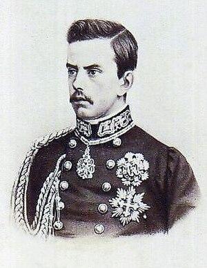 Umberto I of Italy - Umberto I.