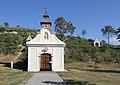 Neusiedl - Johanneskapelle, Kalvarienberg.JPG