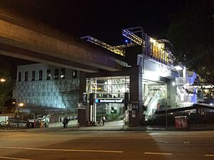 New Westminster station - Image: New Westminster Station 2016