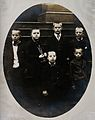 New York State Institute; a group of boys with Down's syndro Wellcome V0030056.jpg