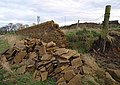 New dry stone wall - geograph.org.uk - 1046890.jpg
