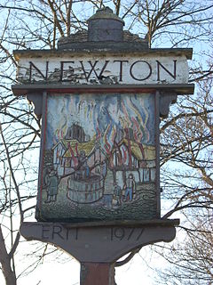 Newton, South Cambridgeshire Human settlement in England