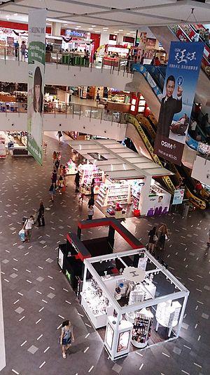 Nex, Singapore - Inside nex