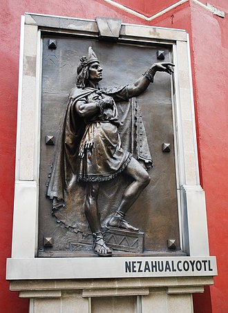Mexican literature - Nezahualcoyotl, who was revered as a sage and poet-king.