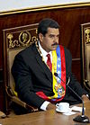 Nicolás Maduro assuming office.jpg