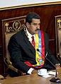 Nicolás Maduro assuming office.jpg