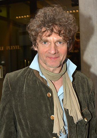 Nicolas Vaude - Nicolas Vaude at the 20018 Molière Awards