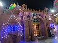 Night View of Nilkanth Dham Poicha Gujarat 16.jpg