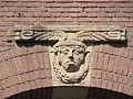 Nijmegen - Gevelsteen voormalig kantoor Nijmeegsche Bankvereeniging Van Engelenburg & Schippers.jpg