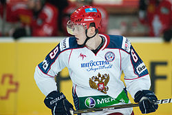 Nikita Dvurechenskiy - Switzerland vs. Russia, 8th April 2011 (1).jpg