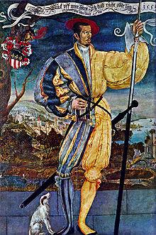 Niklaus Manuel 1553