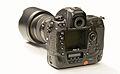 Nikon D3s Fotomässan 2011.jpg