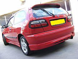 Nissan Almera 1999 Rear.jpg