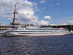 Nizhniy Novgorod in North River Port 18-jul-2012 02.JPG