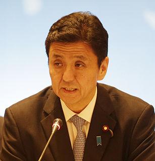 Nobuo Kishi Japanese politician