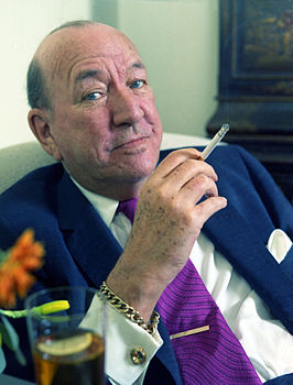 Noël Coward in 1972.