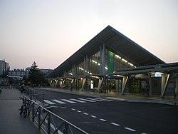 Noisy-le-Grand – Mont d'Est station