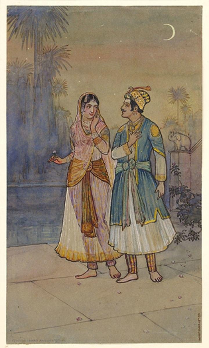 Noorjahan & Jahangir