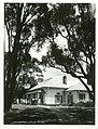 Northland - Historic Buildings Publicity Caption Waitangi Treaty House, Waitangi, Northland Photographer W. Cleal.jpg