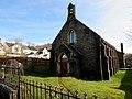 Northwest side of Church House, Cwmfelin, Bedlinog (geograph 6067541).jpg
