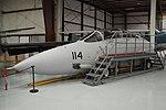 Nose of Grumman F-14A Tomcat '114' (162607) (25989641841).jpg
