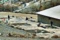 November 2007-Archaeologists of Hazara University excavating Gankorini-o-Take, Chitral - panoramio (3).jpg