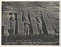 Nubie. Ibsamboul. Partie septentrionale du Spéos d'Hathor MET DP116194.jpg