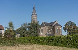 Nuenen - Image: Nuenen, de Sint Clemenskerk RM30822 foto 6 2016 10 16 10.24