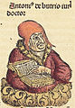 Nuremberg chronicles f 242r 2 Antonius de butrio.jpg