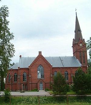 Nurmes - Nurmes Church