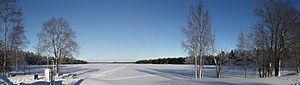 Nydalasjön - Image: Nydalasjon