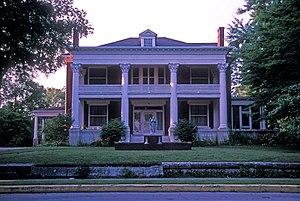 Oliver-Leming House - Oliver-Leming House, April 2007