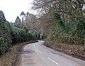 Oak Lane past Widow Croft - geograph.org.uk - 1185768.jpg