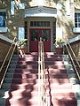 Ocala Hist Dist - 8th St Elem stairs-door01.jpg